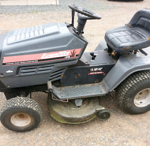 Lawnflite Lawn tractor