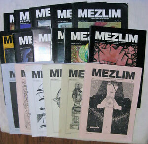 Mezlim: An Independent Journal for the Working Magus