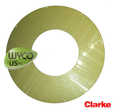 Oem Clarke Pad Gripper 26 Od X 11 Id 27 Propane Buffers Burnishers50868a