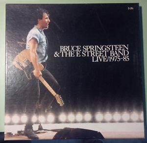 Bruce Springsteen Box Set