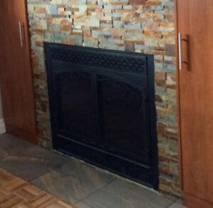 Foyer gaz propane