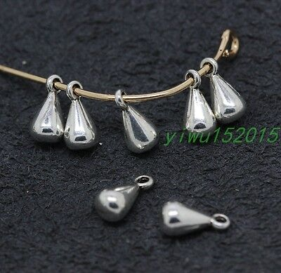 Tibetan Silver Fine Finding Fashion Charm Drop Pendant 30 1000Pcs
