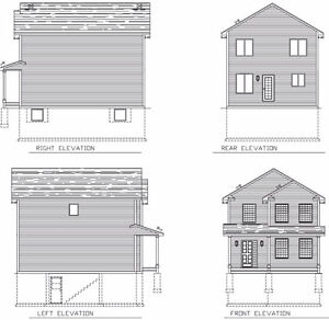 5 Marion's Garden, CBS - New Two Story To Be Built St. John's Newfoundland image 1