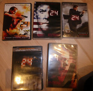 OC, 24, CSI, Lie to me DVDs complete seasons $ 5 - $ 15 Kitchener / Waterloo Kitchener Area image 3