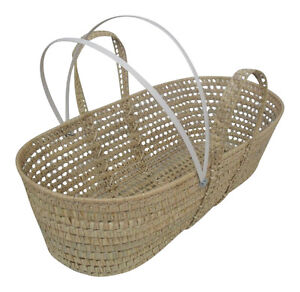 hood bar and metal fittings for Moses baskets (basket not included)