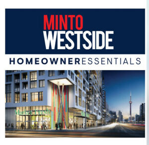 new condo  in downtown Toronto  looking for lease &2800/m