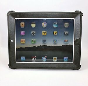 OtterBox Defender Series Case with Screen Protector and Stand for iPad 2 and 3