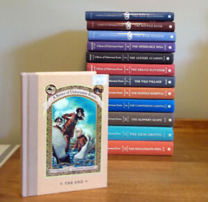 A Series Of Unfortunate Events (by Lemony Snicket)