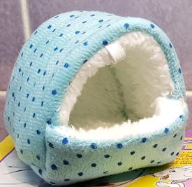 "Mice/Dwarf Hamster (Mini/XS) HandMade Animal Bed: 8cmx8cm/3.15""x3.15"""