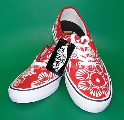 b245abfb23dad3 Vans authentic pro  66 50th duke red Sneaker Mens Size US 10.5 Shoes  vn000Q0DJ6L