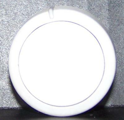 Maelstrom SEARS KENMORE DRYER WHITE  KNOB- 3957796 -APPLIANCE PARTS