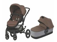 Britax Affinity Pushchair with carrycot