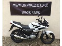 Honda CBF 125cc 2012 Learner Legal Just Serviced & New Tyres Fitted
