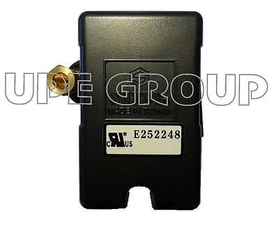 Hd Pressure Switch 25 Amp 95-125 1 Port Replaces Furnas Square D Siemens