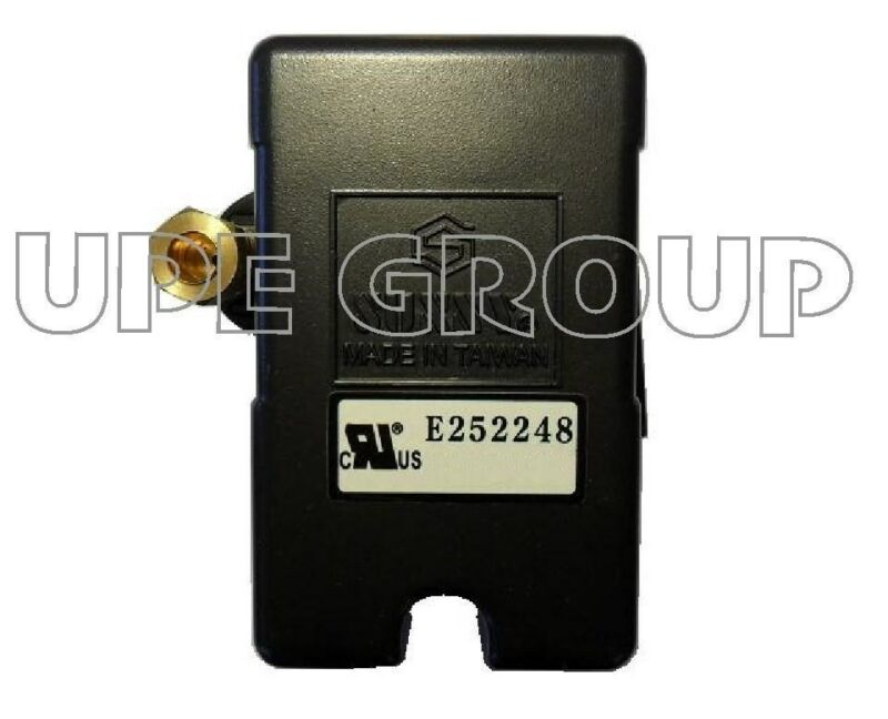 25 AMP H/D pressure switch for craftsman porter cable for  95-125 1 port