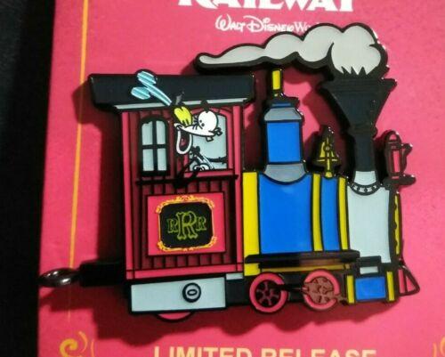 Disney Mickey Minnie Runaway Railway Goofy Pin