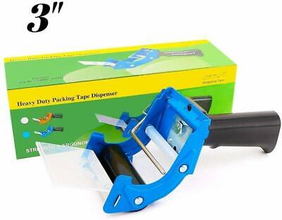 Improved Packaging Tape Dispenser With Quick Load Feature Tape Gun Upto 3