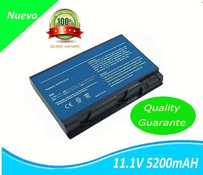 NoteBook Battery For Acer Aspire 5100 5610 5610Z BATBL50L6 Batería