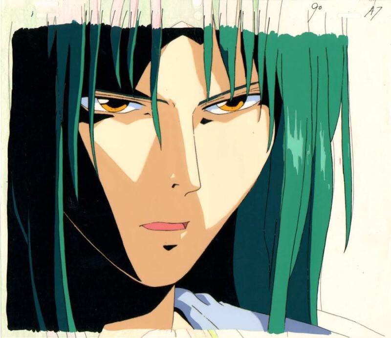 Anime Cel Yu Yu Hakusho #34