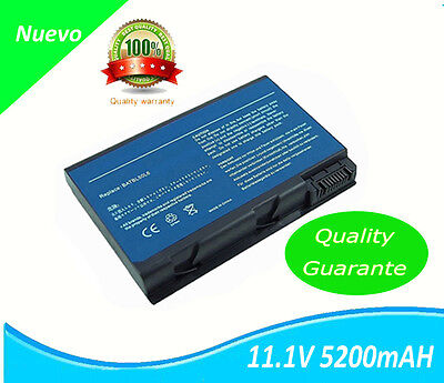 Batería para Acer BATBL50L6 Aspire 5630 5633 5634 5632WLMi Portátiles Battery