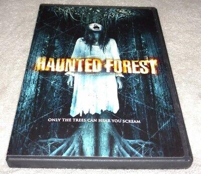 Haunted Forest (DVD *RARE opp *HORROR *HALLOWEEN ()