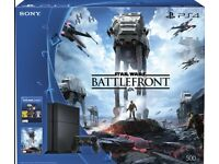 Ps4 Battlefront 1 for sale + Many games
