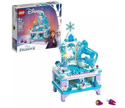 LEGO Disney Princess Frozen 2 Elsa's Jewelry Box Creation Disney Building Kit