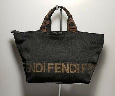 Authentic FENDI Nylon Tote Bag