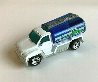 "Used, MATCHBOX 2003 White Tanker Truck 48 ""Hero City"" Forest Rescue Fire Fish 97757 for sale  Norristown"