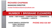 Bond,Carpet Cleaning & Pest Control Brighton Brisbane North East Preview