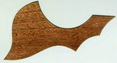 Hummingbird Style Acoustic Guitar Pick Guard Real Wood  Universal
