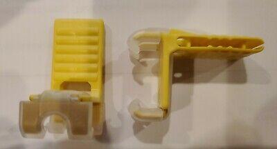 Dentsply Xcp-ds Fit Sensor Holder Dental Xray Posterior Biteblock Pack Of 2