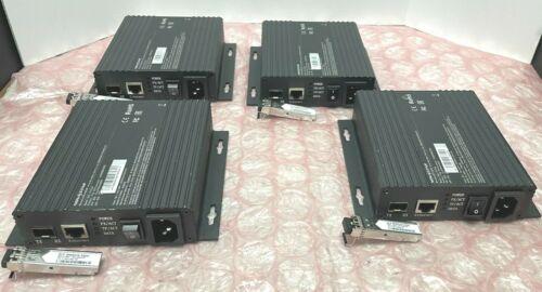 NOVASTAR CVT310 (P.A.ATD0.0-00001)  Optical Fiber Converter (QTY 4)