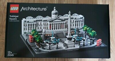 Lego 21045 Architecture  Trafalgar Square - BNIB