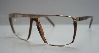 VINTAGE GUCCI GG 1303 05A 57/15 EYEGLASSES SUNGLASSES FRAME ITALY