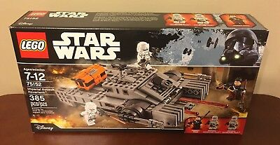 Lego Star Wars Imperial Assault Hovertank 75152  Brand New   Retired