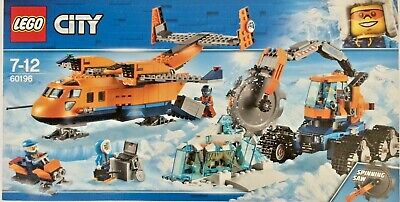 Lego City Arctic Supply Plane (60196)  BNIB