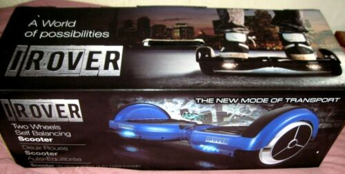 I ROVER Two-Wheels Self-Balancing Scoter  HEAVY DUTY BRAND NEW in BOX