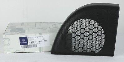 Ori Mercedes Benz Abdeckung Blende Lautsprecher links W203 GLC C A20372703887E94