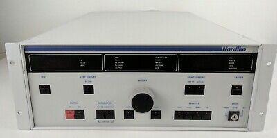 Advanced Energy Mdx 2.5k Dc Sputtering Power Supply 3152224-039a Nordiko