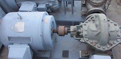 Worthington Fire Pump 400GPM@150psi 4LRN10 Bronze 3540RPM W/reliance 75HP motor