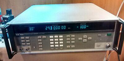 Fluke 6062a Synthesized Rf Signal Generator 100khz - 2100 Mhz - Fast Shipping