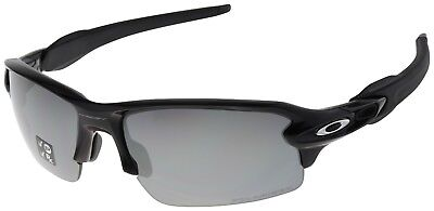 Oakley Flak 2.0 Sunglasses OO9295-07 Polished Black | Black Iridium Polarized