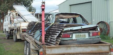 Ballarat & district Scrap Metal Removals O4O8 519 O64 Bakery Hill Ballarat City Preview