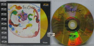 The Cure - Catch - CD Video Maxi Single - 4 Tracks - SEHR RAR (Video Catcher)