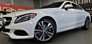 2017 Mercedes-Benz C-Class C300 4MATIC NAIGATION, PANORAMIC ROOF