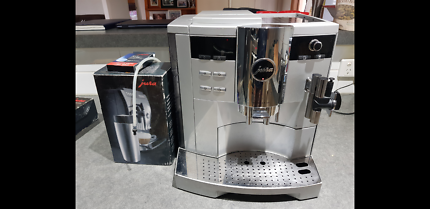 Jura coffee machine coffee machines gumtree australia jura impressa s9 automatic coffee machine fandeluxe Choice Image