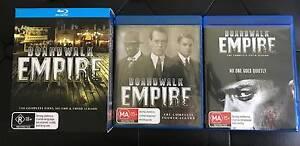 Boardwalk Empire TV Series Blu-Ray Complete (Seasons 1,2,3,4,5) Marrickville Marrickville Area Preview