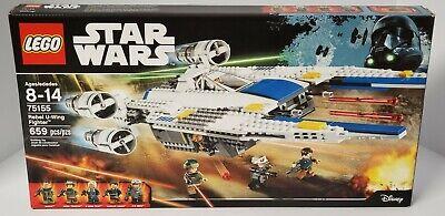 LEGO Star Wars 75155 Rebel U-Wing Fighter - 659 pcs - NEW & Sealed (damaged box)