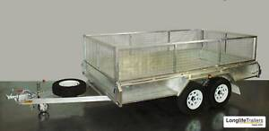 12x6 Heavy Duty Trailer = $3899 cage = $285 advertised price = $4184